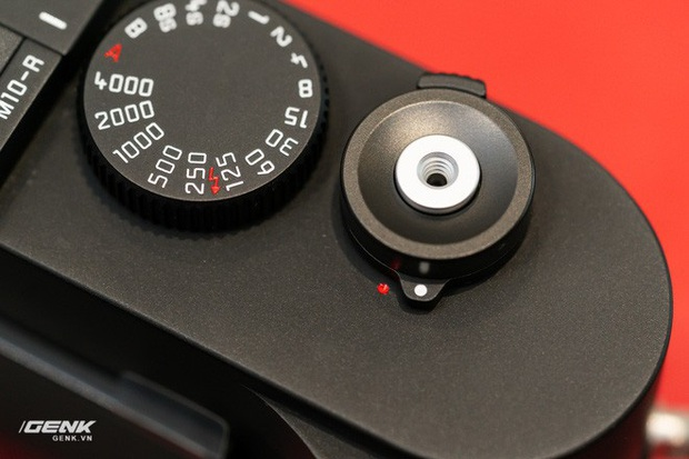 Đập hộp máy ảnh Leica M10-R: Vẫn là nét lạnh lùng hấp dẫn, cảm biến 40 MP, giá 219 triệu đồng - Ảnh 13.