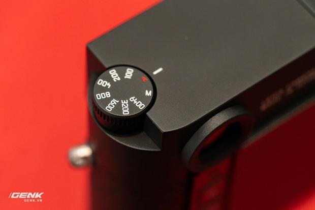Đập hộp máy ảnh Leica M10-R: Vẫn là nét lạnh lùng hấp dẫn, cảm biến 40 MP, giá 219 triệu đồng - Ảnh 14.