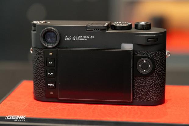 Đập hộp máy ảnh Leica M10-R: Vẫn là nét lạnh lùng hấp dẫn, cảm biến 40 MP, giá 219 triệu đồng - Ảnh 17.