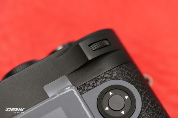 Đập hộp máy ảnh Leica M10-R: Vẫn là nét lạnh lùng hấp dẫn, cảm biến 40 MP, giá 219 triệu đồng - Ảnh 18.