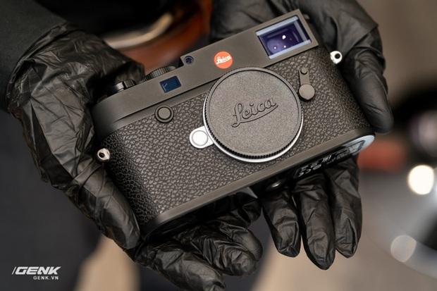 Đập hộp máy ảnh Leica M10-R: Vẫn là nét lạnh lùng hấp dẫn, cảm biến 40 MP, giá 219 triệu đồng - Ảnh 20.