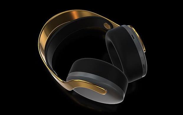 Lóa mắt với phiên bản PS5 mạ vàng 24K  - Ảnh 3.