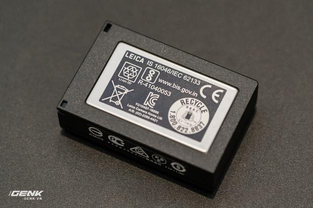 Đập hộp máy ảnh Leica M10-R: Vẫn là nét lạnh lùng hấp dẫn, cảm biến 40 MP, giá 219 triệu đồng - Ảnh 5.
