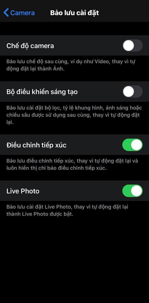 iOS 14 cập nhật hàng loạt tính năng mới cho camera - Ảnh 9.