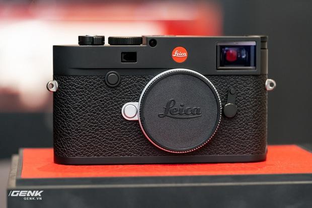 Đập hộp máy ảnh Leica M10-R: Vẫn là nét lạnh lùng hấp dẫn, cảm biến 40 MP, giá 219 triệu đồng - Ảnh 6.