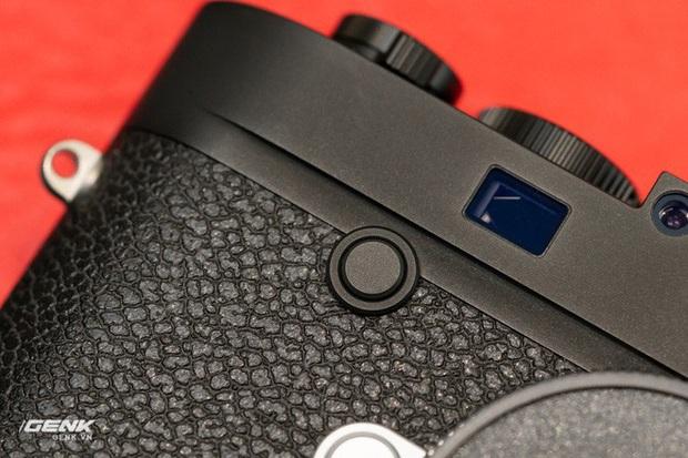 Đập hộp máy ảnh Leica M10-R: Vẫn là nét lạnh lùng hấp dẫn, cảm biến 40 MP, giá 219 triệu đồng - Ảnh 8.
