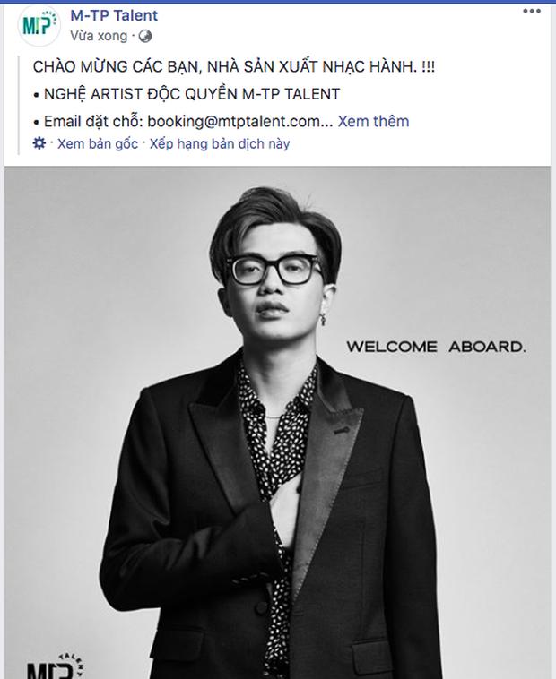 Sơn Tùng M-TP bất ngờ tung ra gà nhà thứ 2, là nam nghệ sĩ Việt Nam duy nhất anh chàng theo dõi Instagram bấy lâu - Ảnh 1.
