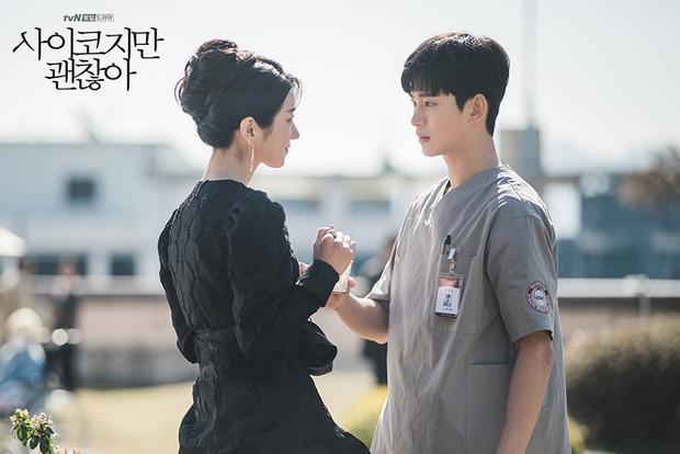 Điên Thì Có Sao và chuyện sống thật với cảm xúc: Nên kiềm chế như Kim Soo Hyun hay bộc phát như Seo Ye Ji? - Ảnh 1.