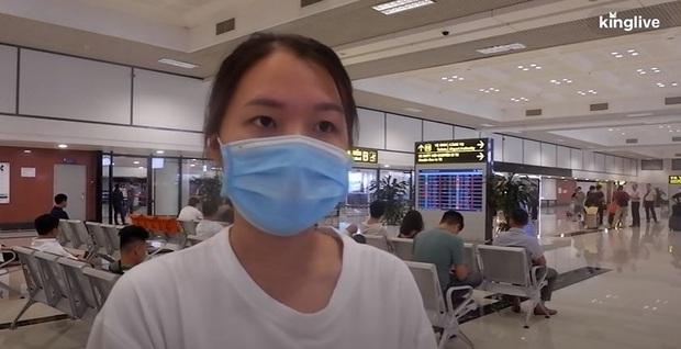 Sân bay Đà Nẵng tấp nập người làm thủ tục, nhiều khách mua vé giờ chót - Ảnh 5.