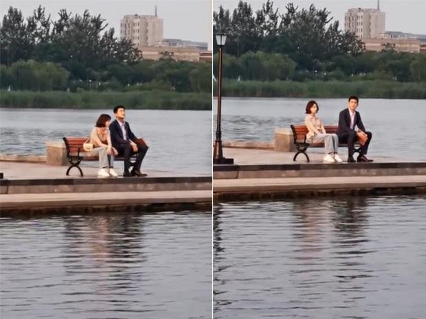 Xem ảnh Lâm Canh Tân - Ngô Cẩn Ngôn hẹn hò ở hậu trường phim mà không tin đây là đôi tình nhân luôn á? - Ảnh 2.