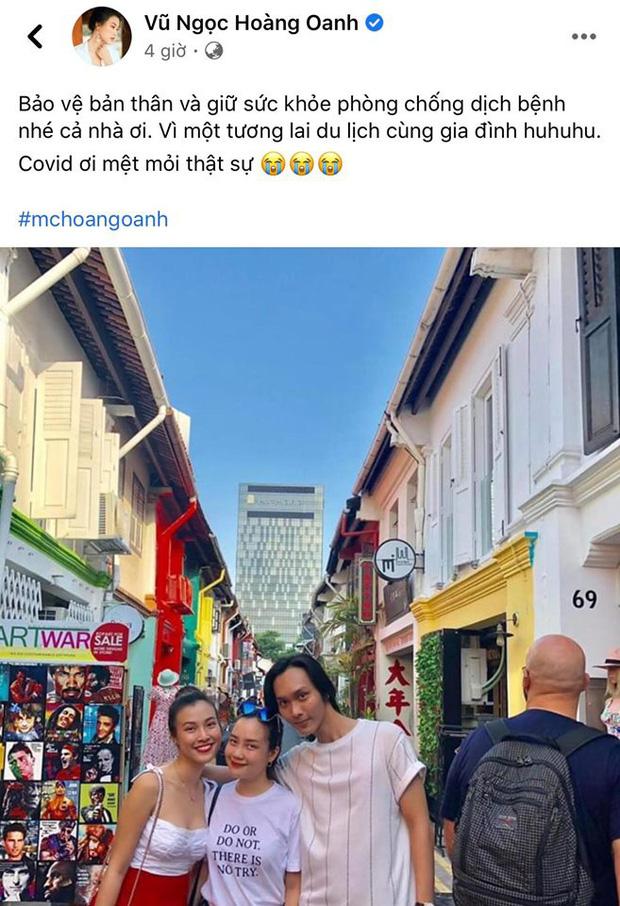 Sao Vbiz lên tiếng giữa tình hình dịch Covid-19 ở Đà Nẵng: Huỷ show, than vãn công việc, nhưng tất cả đều chung lời kêu gọi! - Ảnh 5.