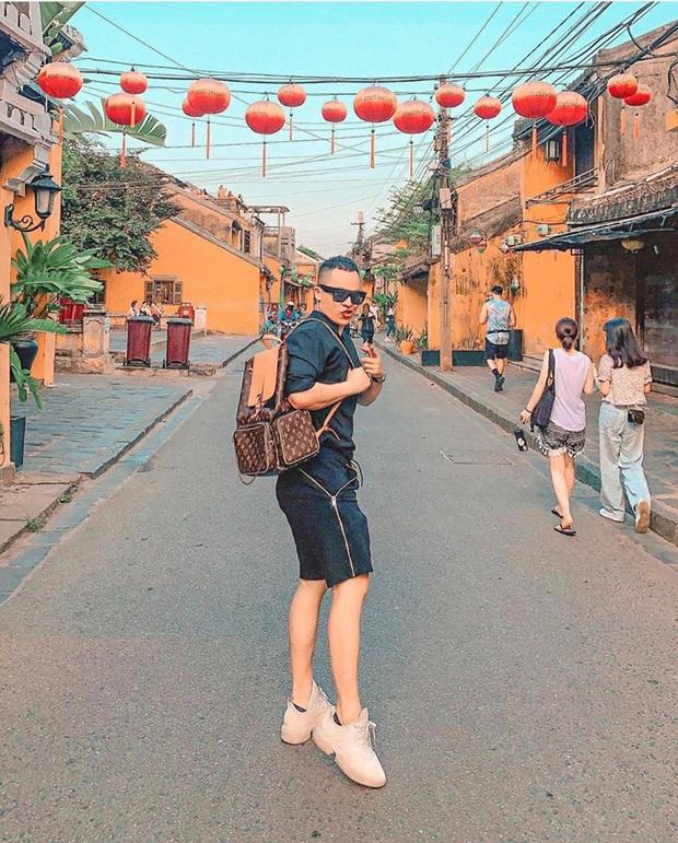 Vũ Khắc Tiếp đã có chuyến đi Đà Nẵng - Hội An vào tháng 5/2020.