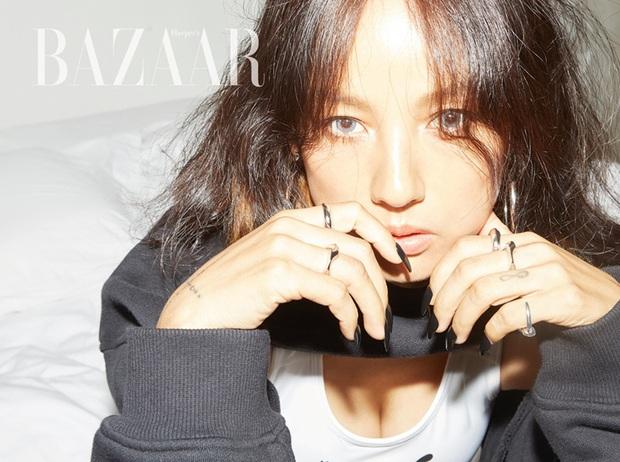 Lâu lắm Lee Hyori mới khoe body ná thở trên tạp chí, bảo sao bao năm chưa ai lật đổ được ngôi vị nữ hoàng gợi cảm Kpop - Ảnh 5.
