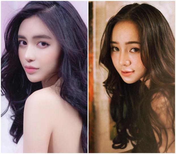 Thêm một cặp gái xinh bỗng giống nhau như đúc: Trang Anna và Quỳnh Kool - Ảnh 3.