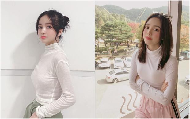 Thêm một cặp gái xinh bỗng giống nhau như đúc: Trang Anna và Quỳnh Kool - Ảnh 6.