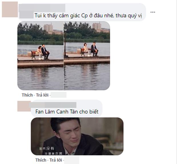 Xem ảnh Lâm Canh Tân - Ngô Cẩn Ngôn hẹn hò ở hậu trường phim mà không tin đây là đôi tình nhân luôn á? - Ảnh 8.
