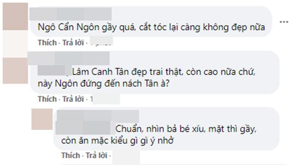 Xem ảnh Lâm Canh Tân - Ngô Cẩn Ngôn hẹn hò ở hậu trường phim mà không tin đây là đôi tình nhân luôn á? - Ảnh 9.