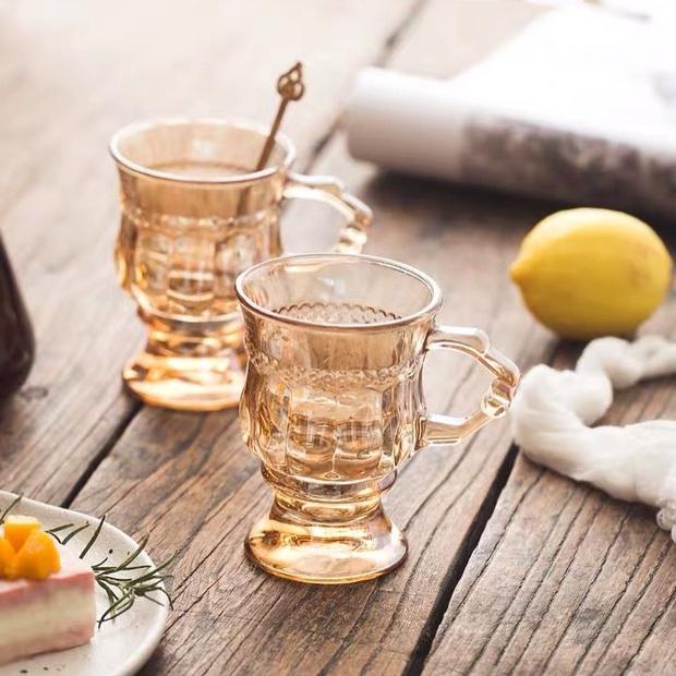 Dành cho team mê sưu tập ly nước, tách uống trà đẹp độc: Style hiện đại có, đậm chất vintage cũng không thiếu - Ảnh 11.
