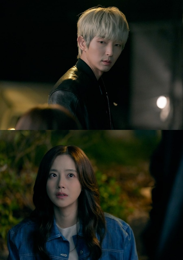 Lee Jun Ki đẹp nao lòng với tóc bạch kim ở Flower of Evil khiến cư dân mạng đồng loạt xin chết - Ảnh 1.
