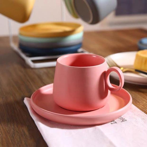 Dành cho team mê sưu tập ly nước, tách uống trà đẹp độc: Style hiện đại có, đậm chất vintage cũng không thiếu - Ảnh 13.