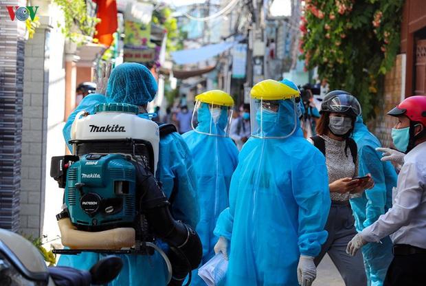 Người từ Đà Nẵng đến các tỉnh thành khác có phải khai báo y tế không? - Ảnh 1.