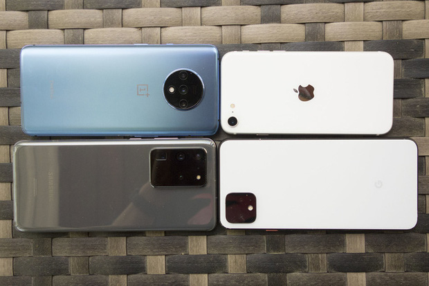 Giá thấp, thiết kế lỗi thời nhưng iPhone SE lại đang là vũ khí quan trọng nhất của Apple trong cuộc chiến chống Android - Ảnh 2.
