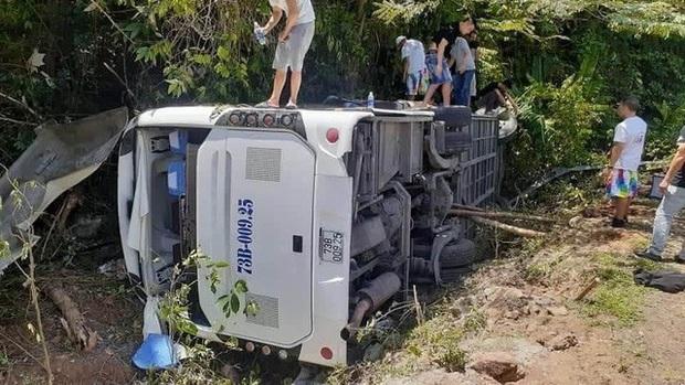 Vụ tai nạn kinh hoàng làm 15 người chết ở Quảng Bình: Cuộc hội ngộ sau 30 năm thành cuộc chia ly đau đớn - Ảnh 2.