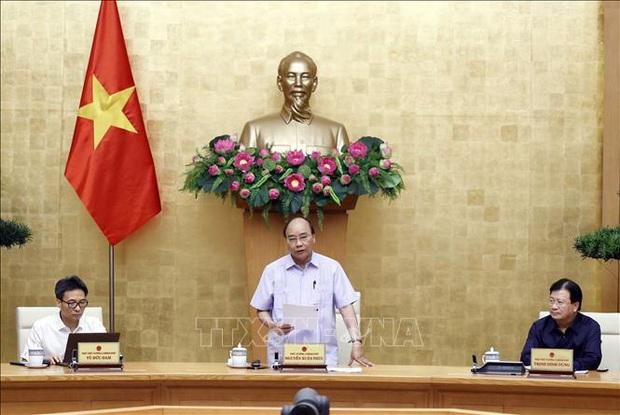 Thủ tướng: Đà Nẵng giãn cách xã hội theo Chỉ thị 19 ở mức nguy cơ cao từ 0h ngày 28/7  - Ảnh 1.