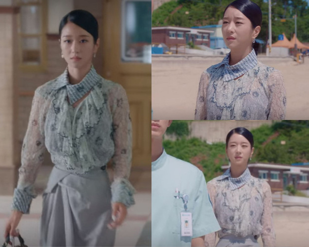 Tưởng khó mà học được style của Seo Ye Ji nhưng cô ngày càng có nhiều outfit thực tế để chị em dễ đu theo - Ảnh 3.