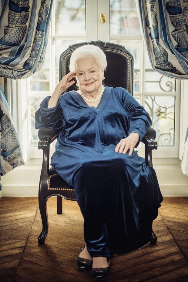 Nữ diễn viên cuối cùng của Cuốn Theo Chiều Gió qua đời ở tuổi 104  - Ảnh 4.