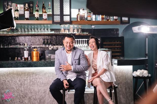 Cười ngất khi nghe Thu Trang kể chuyện Tiến Luật hời hợt: Đến dự sinh nhật vợ mà không mang theo hoa hay quà - Ảnh 3.