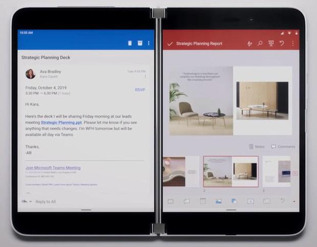 Căm ghét nhau hơn cả Apple nhưng Google và Microsoft đã kết hợp với nhau một cách hoàn hảo để tạo ra Surface Duo - Ảnh 3.
