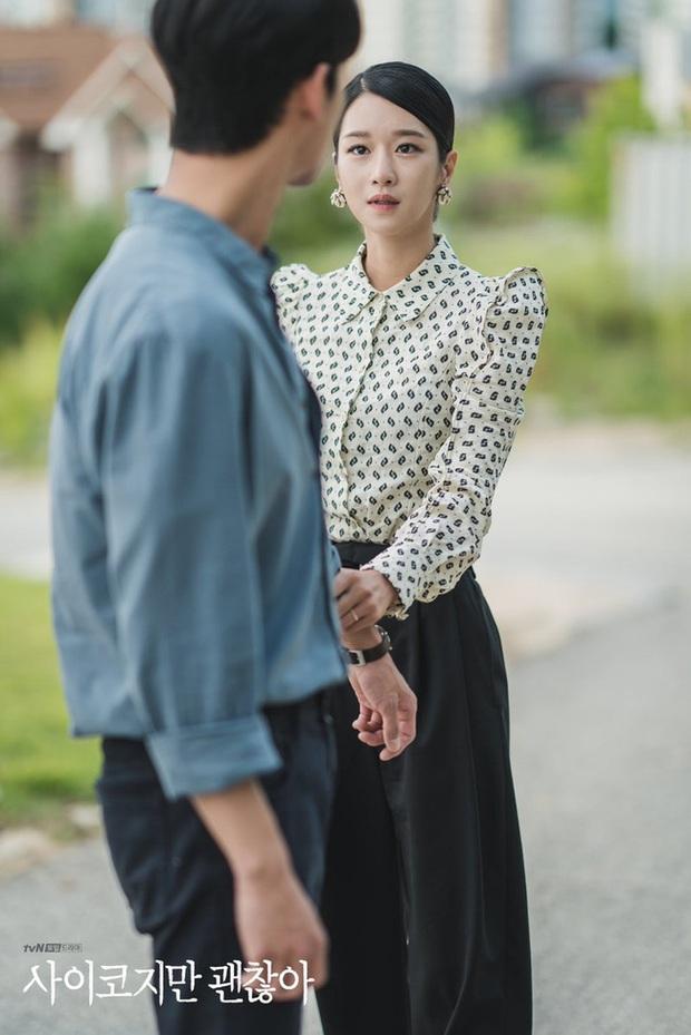 Tưởng khó mà học được style của Seo Ye Ji nhưng cô ngày càng có nhiều outfit thực tế để chị em dễ đu theo - Ảnh 4.