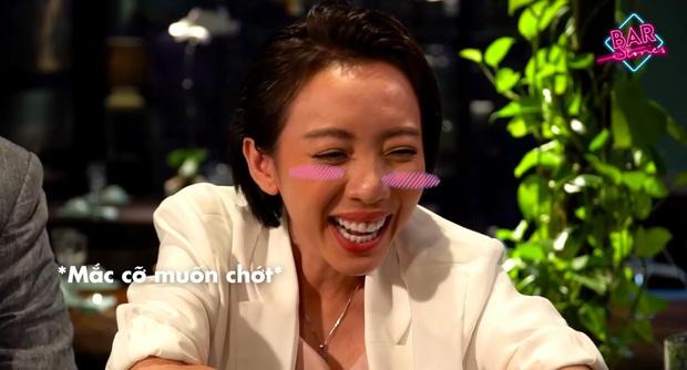 Cười ngất khi nghe Thu Trang kể chuyện Tiến Luật hời hợt: Đến dự sinh nhật vợ mà không mang theo hoa hay quà - Ảnh 5.