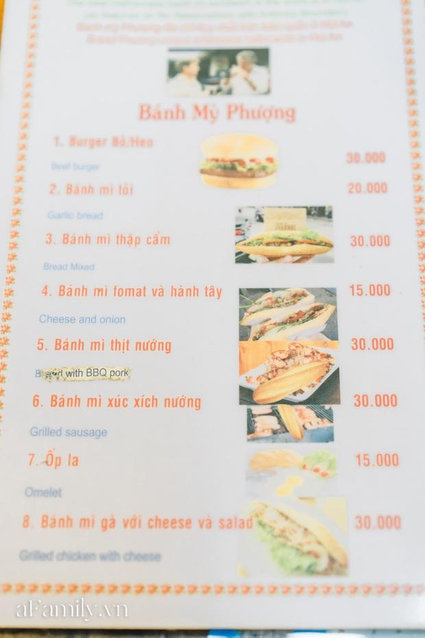 Bà chủ tiệm Bánh mì Phượng nói về 20 năm khiến bạn bè quốc tế ca ngợi ẩm thực Việt, nhưng khi thành công thì vô vàn điều tiếng ôi sao lại Tây hóa chiếc bánh của quê hương!? - Ảnh 9.