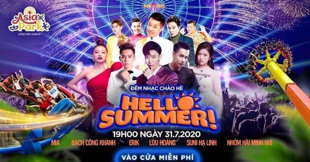 Không chỉ Thái Trinh mà Erik, Lou Hoàng, Suni Hạ Linh đều hoãn show trước diễn biến phức tạp của dịch Covid-19 tại Đà Nẵng? - Ảnh 5.