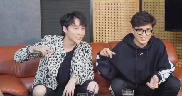 Onionn ngồi cạnh Sơn Tùng M-TP làm fan mất liêm sỉ vì gấp đôi sự đẹp trai, còn nhắn nhủ đầy cảm xúc khiến chủ tịch cũng phải thả tim - Ảnh 4.