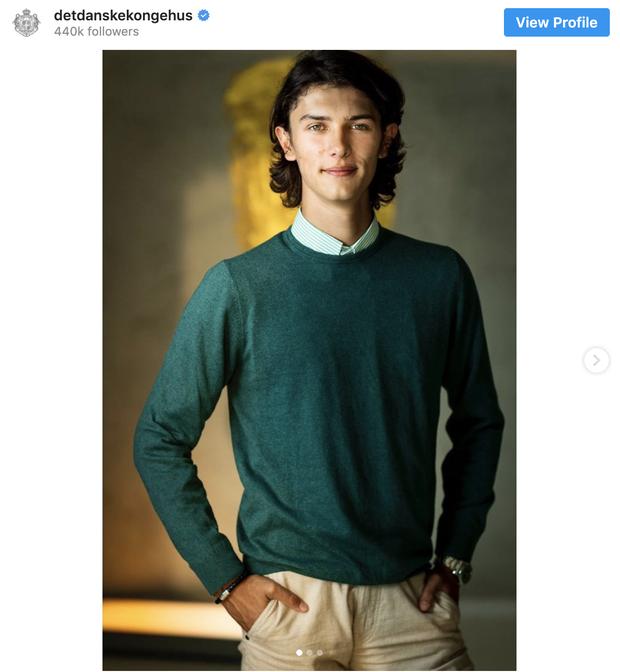 Hoàng tử Đan Mạch: Cậu con lai Âu- Á với thần thái đỉnh cao được các nhà mốt chọn mặt gửi vàng nhưng chỉ coi thời trang là một cuộc dạo chơi - Ảnh 8.