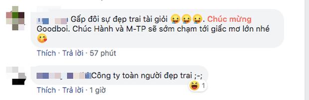 Onionn ngồi cạnh Sơn Tùng M-TP làm fan mất liêm sỉ vì gấp đôi sự đẹp trai, còn nhắn nhủ đầy cảm xúc khiến chủ tịch cũng phải thả tim - Ảnh 8.