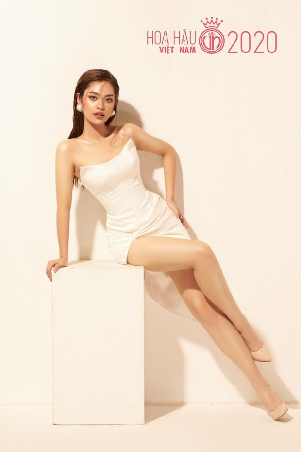 Ứng viên con nhà người ta Hoa hậu Việt Nam 2020: Nét cực Tây, học lực khủng, bất ngờ nhất là thành tích ở Miss World Việt - Ảnh 4.
