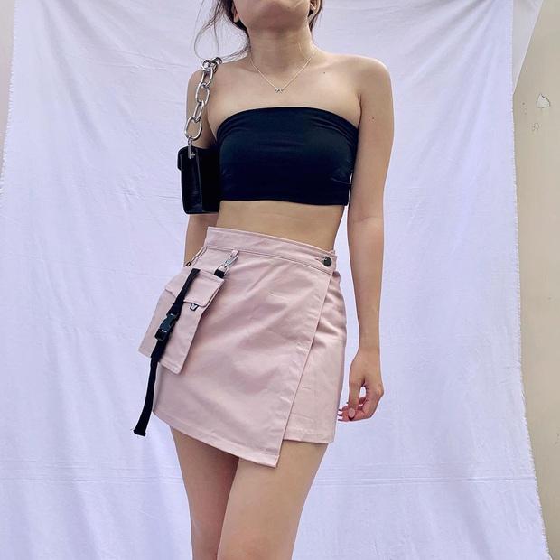 Cùng chế quần thành áo nhưng stylist của Rosé được khen hết lời, stylist của ITZY lại bị chê không ngóc nổi đầu - Ảnh 18.