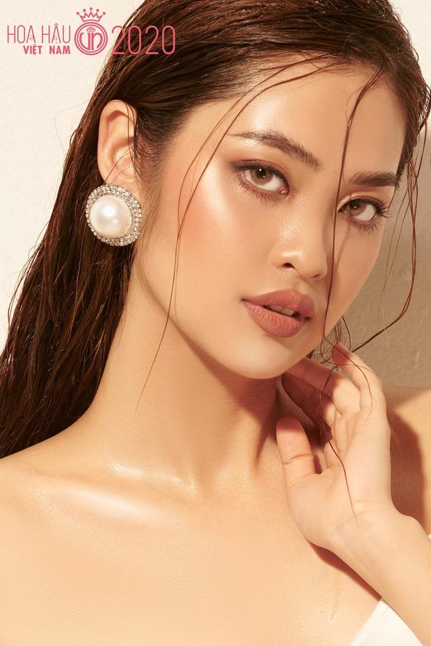 Ứng viên con nhà người ta Hoa hậu Việt Nam 2020: Nét cực Tây, học lực khủng, bất ngờ nhất là thành tích ở Miss World Việt - Ảnh 3.