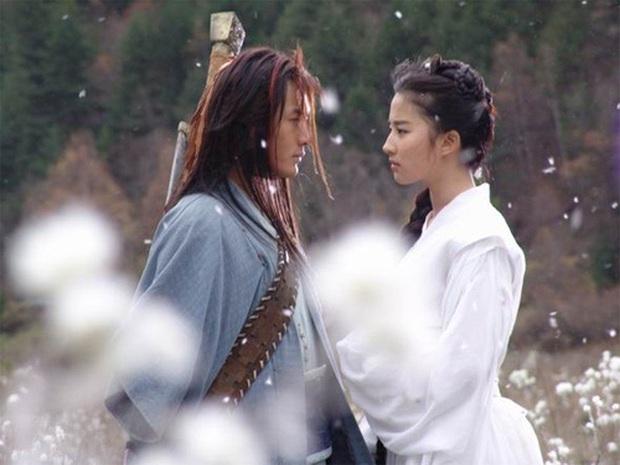 Chuyện xưa chưa kể: Nhiếp Viễn từng trượt vai Dương Quá vì bị Lưu Diệc Phi chê xấu - Ảnh 2.