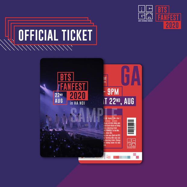 Big Hit đưa ra cảnh báo vi phạm bản quyền, yêu cầu ngừng tổ chức sự kiện Fanfest tại Việt Nam bằng cả 3 thứ tiếng Hàn - Anh - Việt - Ảnh 2.