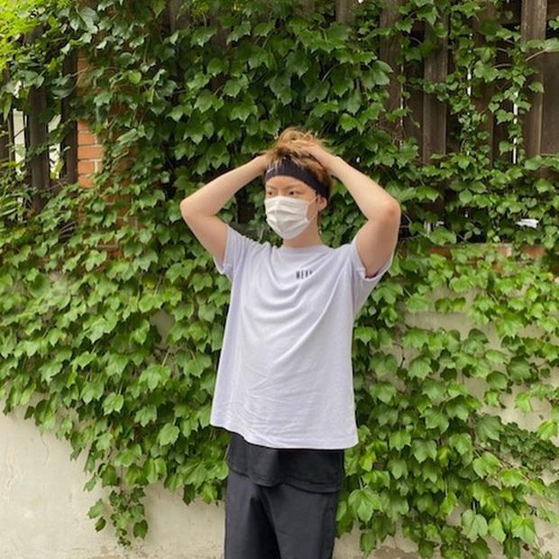 Ahn Jae Hyun lần đầu lộ diện sau vụ ly hôn chấn động với nàng cỏ: Trạng thái nở hoa nhưng sao nhan sắc tuột dốc thế này? - Ảnh 4.