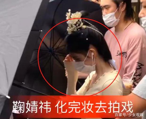 Thêm liên hoàn phốt của Cúc Tịnh Y: Tỏ thái độ ngôi sao, vô duyên vô cớ bắt netizen xoá ảnh vì tưởng chụp trộm - Ảnh 4.