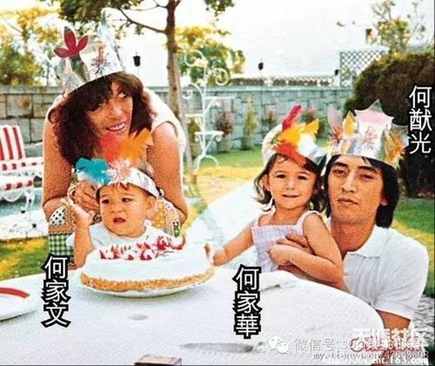 4 nàng dâu gia tộc trùm sòng bạc Macau: Dâu trưởng khắc phu đến ám ảnh, Ming Xi thị phi, Lọ Lem đời thực không trụ được - Ảnh 9.