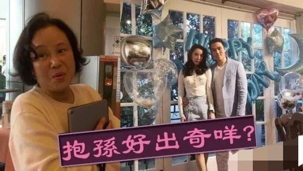4 nàng dâu gia tộc trùm sòng bạc Macau: Dâu trưởng khắc phu đến ám ảnh, Ming Xi thị phi, Lọ Lem đời thực không trụ được - Ảnh 15.