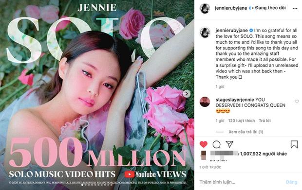 Xem ngay đoạn video Jennie tập nhảy Solo chưa từng công bố, đẹp thế này mà YG ém mãi phải để chính chủ tự đăng mừng kỷ lục mới - Ảnh 2.