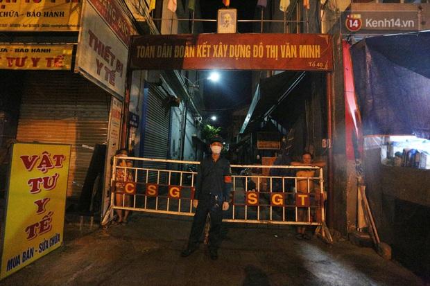 Đà Nẵng sau 0h ngày 28/7: Chính thức cách ly xã hội tại 6 quận, phong toả các tuyến đường quanh 3 bệnh viện - Ảnh 3.